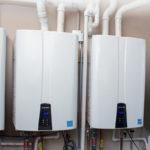 Navien Tankless Water Heater Units